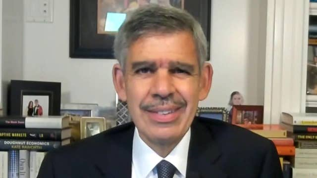 Markets interested in liquidity support: Mohamed El-Erian