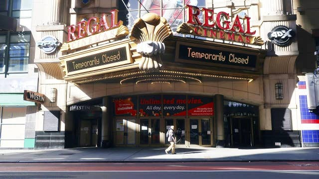 America's movie theaters are starting to reopen, but the experience will look much different