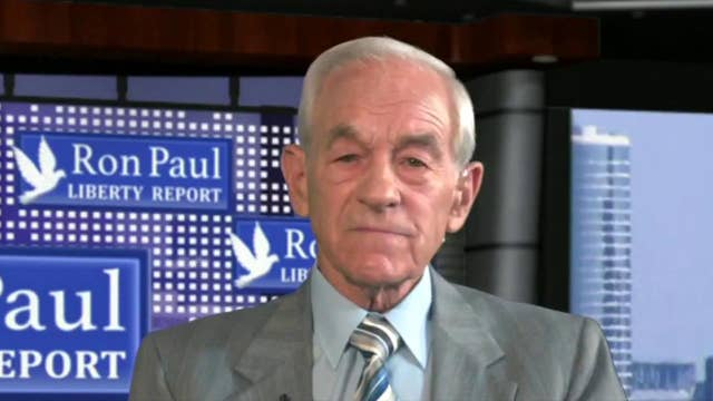 Ron Paul: US going in 'wrong direction' with handling of coronavirus
