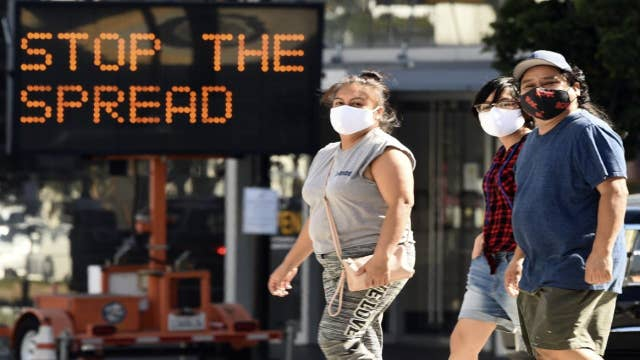 LA officials threaten to cut power, water to party homes amid coronavirus