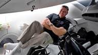 SpaceX mission astronaut: Splashdown landing was 'very pleasant'
