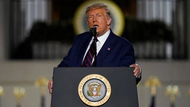 Neil Cavuto: Trump RNC speech 'seemed to be rambling a lot'