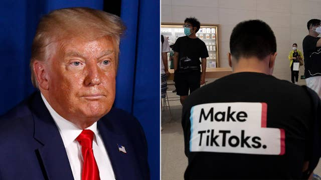 Microsoft, TikTok parent ByteDance unlikely to pay Trump fee for deal approval: Gasparino