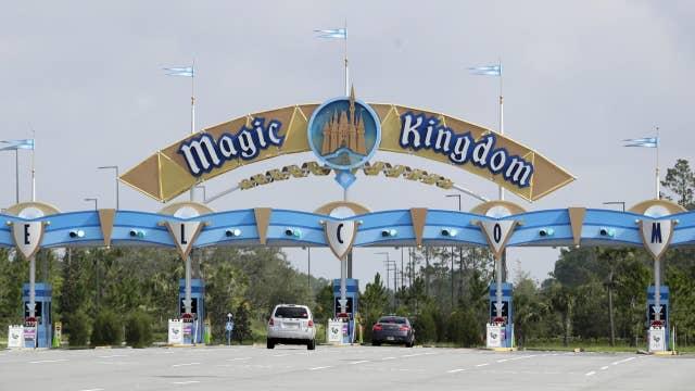 Disney Parks to cut back hours in September