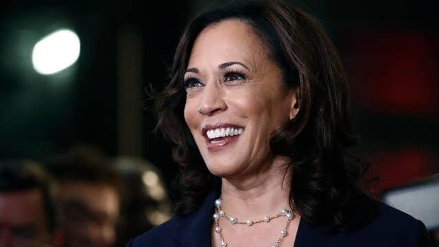 Biden announces Kamala Harris as VP pick
