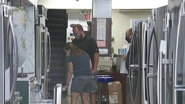 Supply and demand limiting Labor Day appliance sales