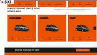 German car company Sixt launches car subscription plan in US