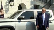 Trump views Lordstown Motors 2021 Endurance truck