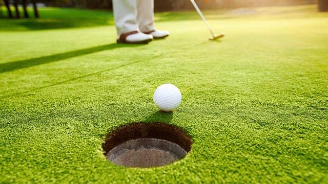 Golf industry play over par