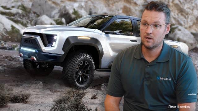 Nikola's Trevor Milton 'is no Elon Musk': Citron's Andrew Left