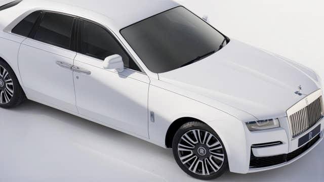 Rolls-Royce rolls out new 'Ghost' model