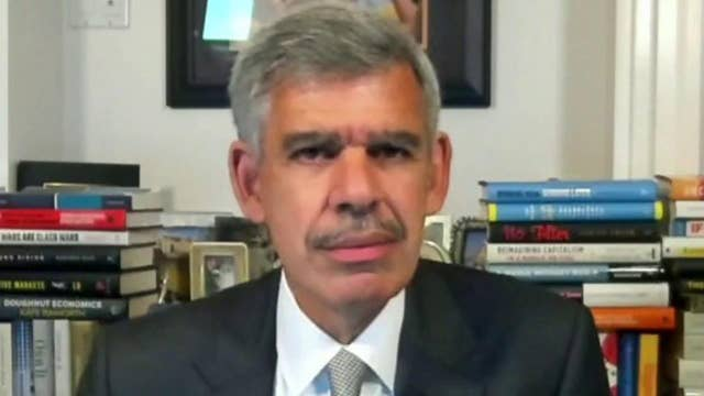 El-Erian: 'Not really surprised' by tech selloff