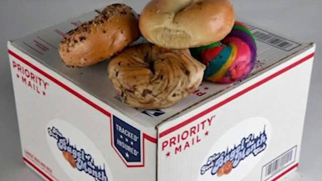 NYC Bagel of the Month Club goes global