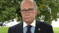 Kudlow: Still 'confident' in V-shape recovery