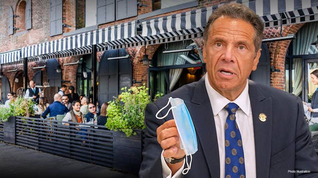 NYC restaurants keep struggling with unclear guidance from leaders