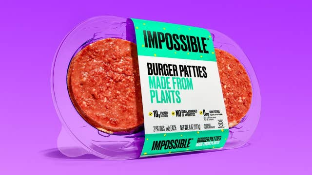 Impossible Foods CFO: 90 percent of our consumers are meat-eaters