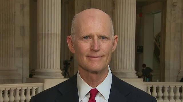 Democrats' Supreme Court, filibuster plans are 'nothing new': Sen. Rick Scott