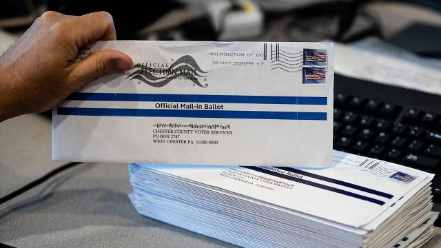 Pennsylvania Supreme Court extends mail-in ballot deadline to 3 days after election