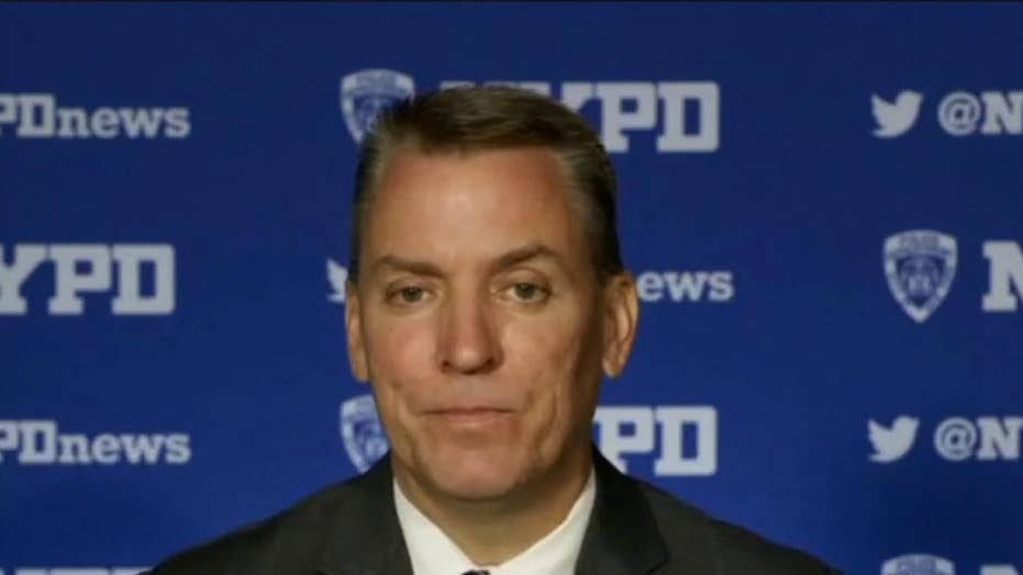NYPD commissioner: Defund the police 'not a good way to run a business'