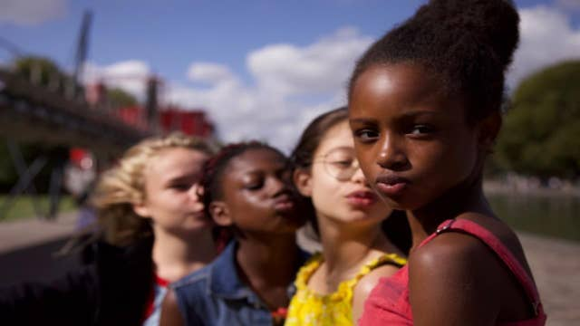 Nancy Grace on Netflix film 'Cuties' controversy