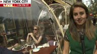 Could eating in a bubble be the future of dining in the coronavirus-era?