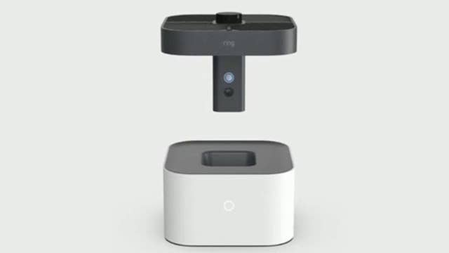 Amazon exec: Ring drone for those who want security inside their homes