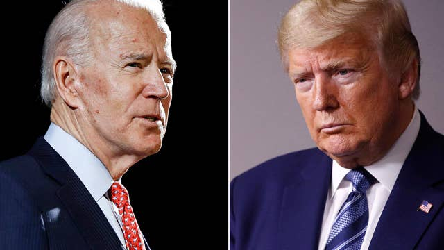 President Trump, Biden set to debate on a wide range of issues in Cleveland