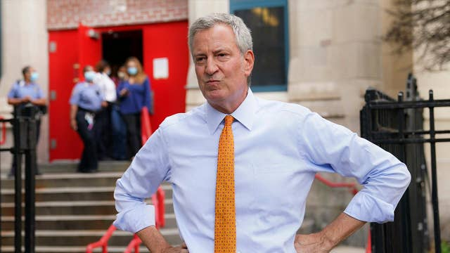 De Blasio says more federal money needed to help NYC