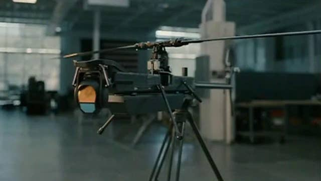 New American-made drone is waterproof, includes AI, swarm technology: Anduril Industries founder