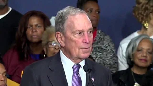 Bloomberg pledges $100M for Biden in Florida