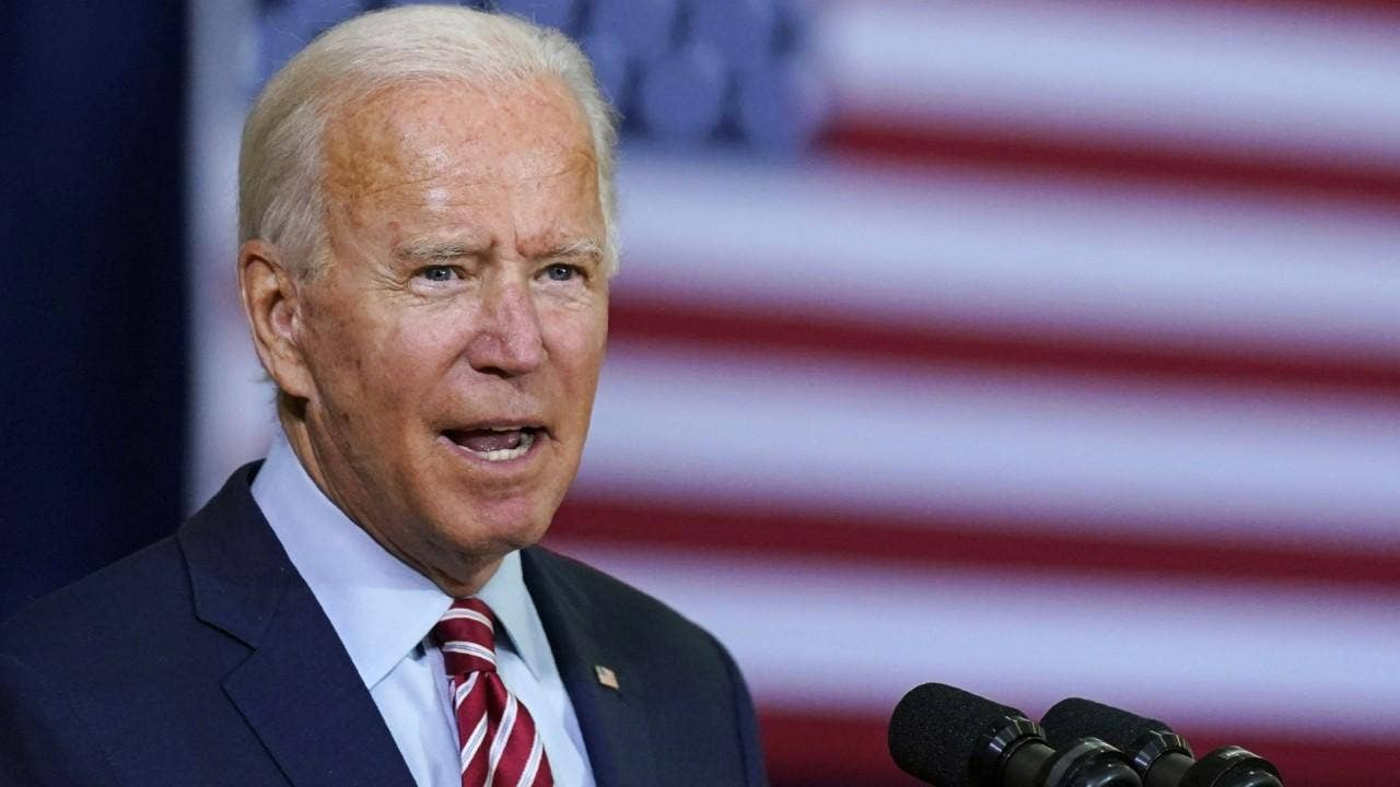 STEPHEN MOORE: Biden claims economy will be strong if he wins — why he's wrong