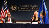 AG Bill Barr, Ivanka Trump push to fight human trafficking