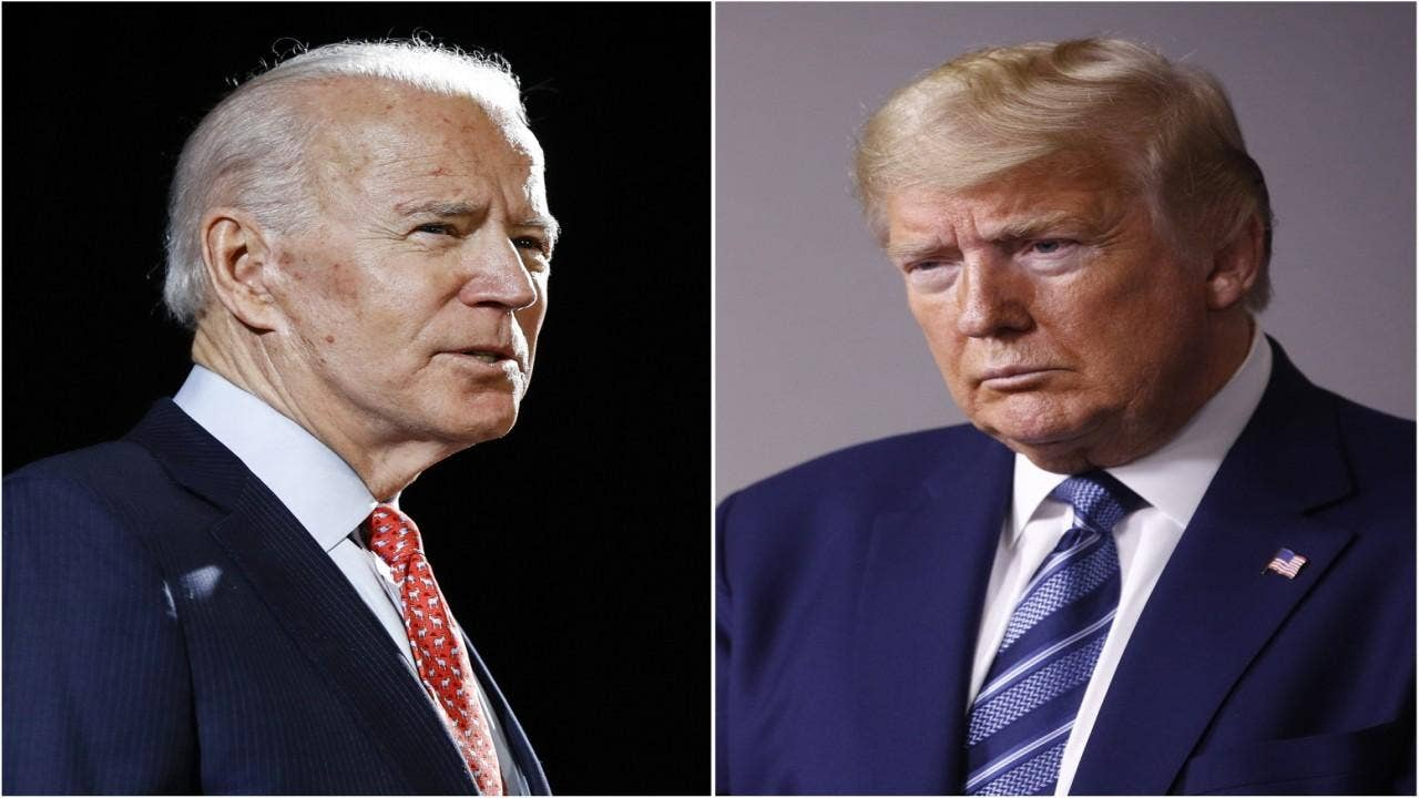 At first presidential debate Biden`s dilemma on the...