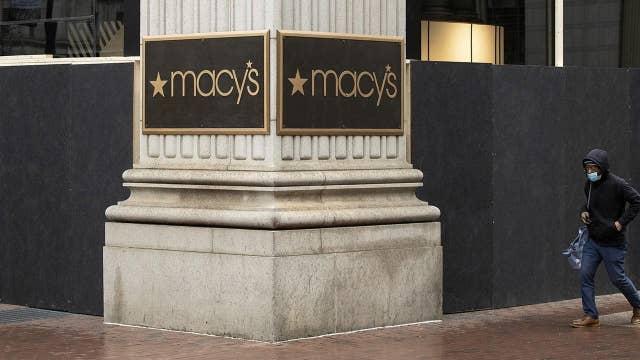 Macy's facing 'long struggle ahead': Former Toys R Us CEO