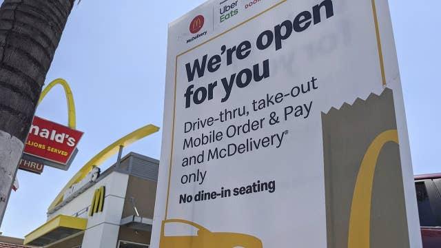 Drive-thru sales keeping restaurants open
