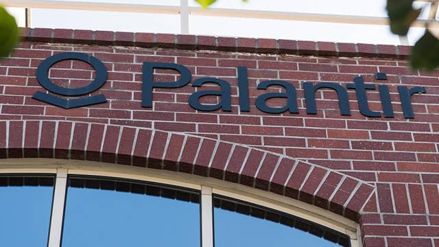 Palantir co-founder on profitability: Company made operating cash flow in last year of operations