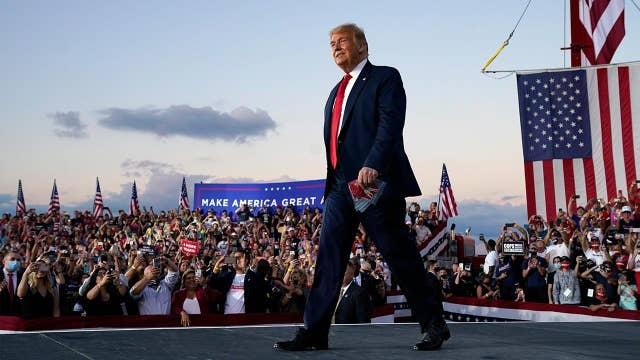 Trump: If Biden wins, China will own US