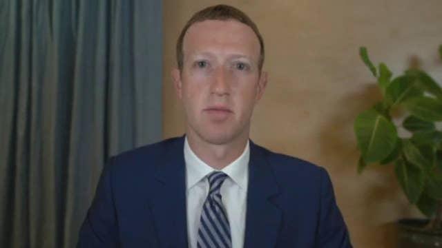 Facebook CEO, Minnesota senator clash over political advertisements