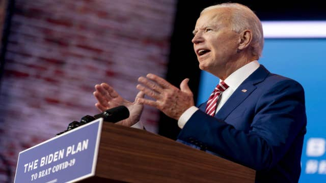 Biden's transition from oil industry would take economy into 'recession': Former Shell president