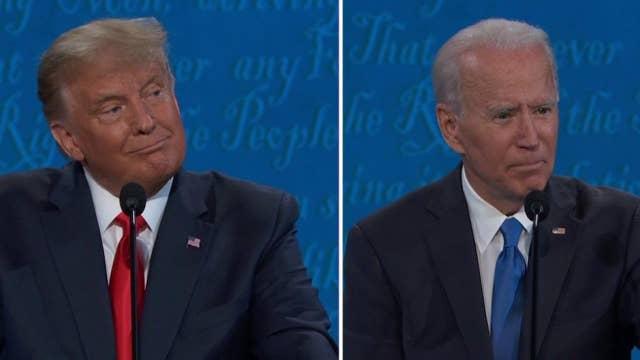 Trump says Biden will destroy the oil industry
