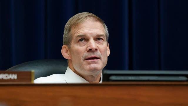 Democrats' big tech report fails to mention 'censorship' of conservatives: Rep. Jim Jordan