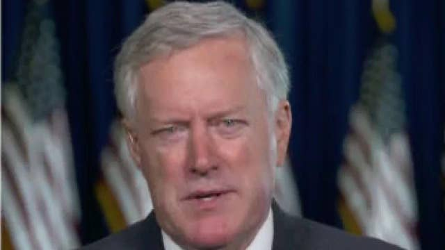 Trump's plan to lower taxes, roll back regulations should be 'welcome news to Wall Street': Meadows