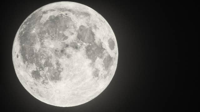 Former astronaut on moon discovery: Water is the 'goal' of space exploration
