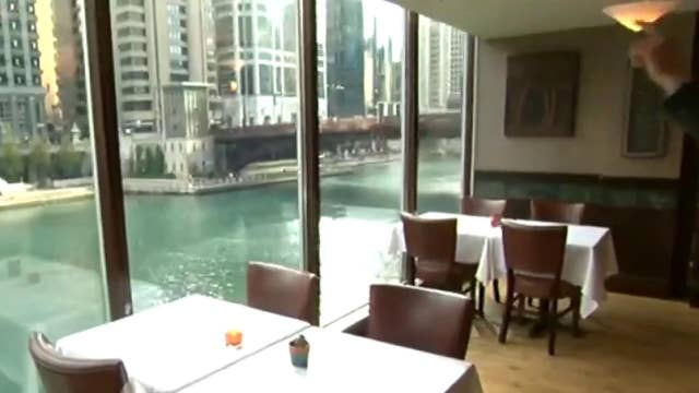 High-end Chicago steakhouse creates restaurant office space to drive business