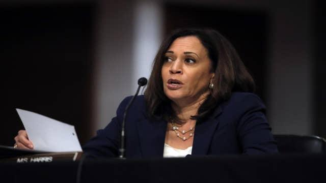 Kamala Harris is 'dangerous', lifelong Democrat Rep. Vernon Jones says