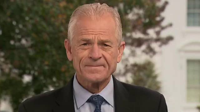 Biden win would cause depression, jobs to leave US: Peter Navarro