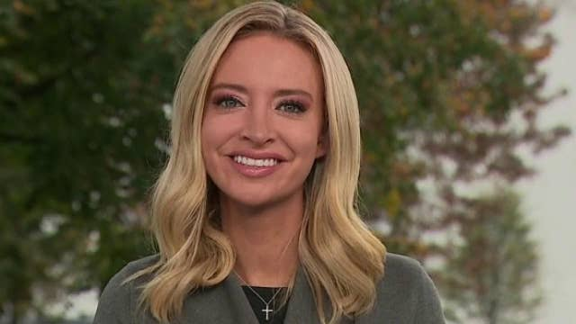Mass mail-out voting is a 'huge problem' and 'chaotic': Kayleigh McEnany
