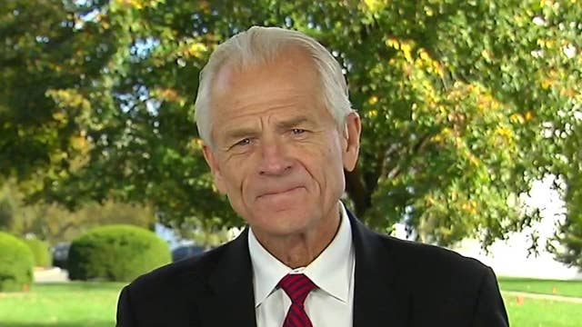 Peter Navarro on peace deals: US economic security is also national security