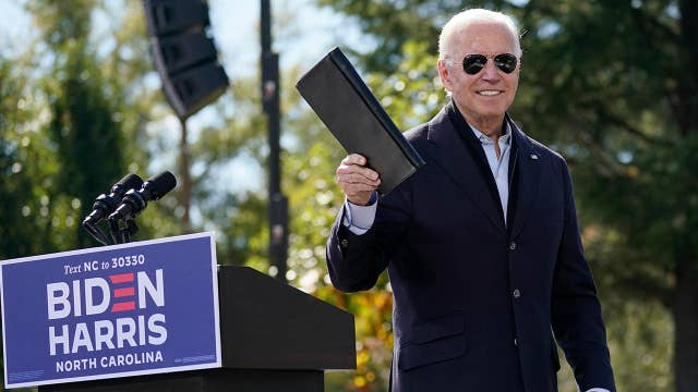 Biden tax plan 'deep trouble' for people at all income levels: James Freeman