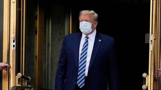 Media coverage of the president's coronavirus shows 'Trump derangement syndrome': Erin Perrine